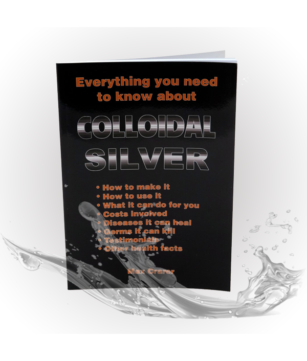 Colloidal Silver, Everything You Need To...