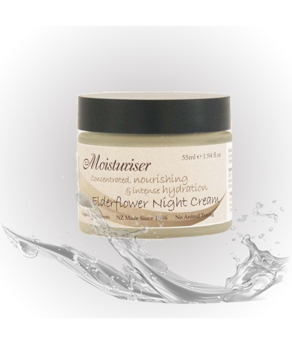 Elderflower Night Cream 55ml