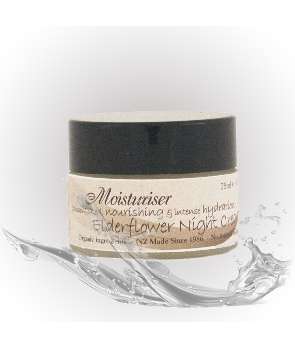 Elderflower Night Cream 25ml