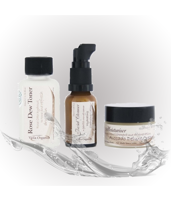 Skin Care Set Norm/Dry Skin