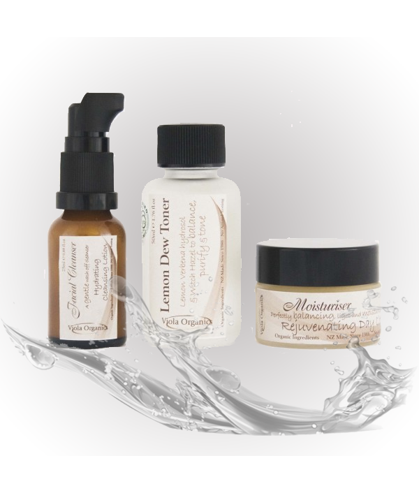 Skin Care Set Oily/Norm Skin