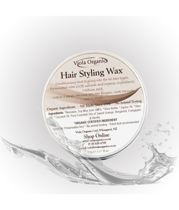 Hair Styling Wax 90g