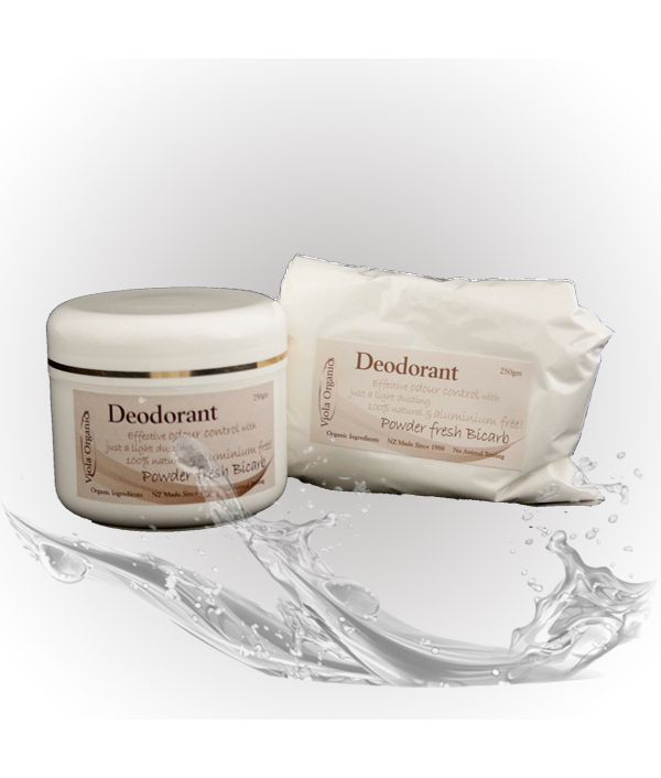 Deodorant - Powder 250g Pot