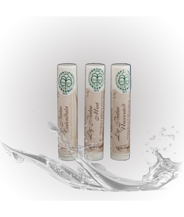 Lip Balm Unscented 4.5g